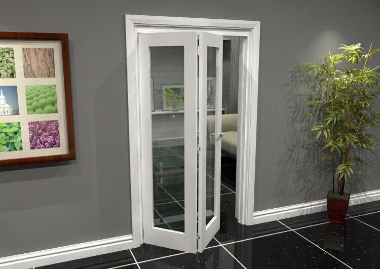 White P10 Roomfold Grande (2 + 0 X 533mm Doors) Image