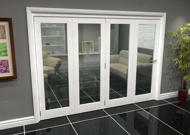 White P10 Roomfold Grande (4 + 0 X 686mm Doors) Image